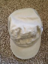 The Balance Of Opposites Painters Hat gray 100% Cotton By Pm Tenors S/M GXN