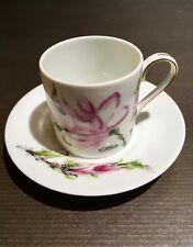 Tasse à café, moka Fabrique Royale de Limoges