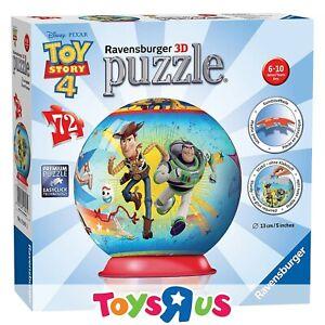 Ravensburger Disney Pixar Toy Story Crystal Ball 72pc 3D Jigsaw Puzzle