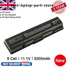 Battery for Toshiba Satellite L450D L300 A200 A210 A300 PA3534U PA3534U-1BRS UK