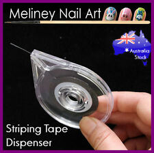 Striping Tape Dispenser Case Only Box Holder Nail Art Tool Manicure