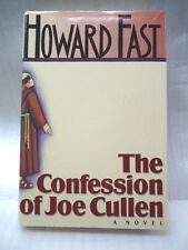The Confession of Joe Cullen by Howard Fast (1989)