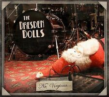 The Dresden Dolls - No, Virginia (CD, 2008) flipcase digipak