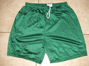 NEW Men's Athletic Micro Mesh Team Shorts Football Wrestling All Colors & Sizes