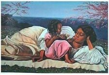 African American Art Print - Precious Moments 24 x 36 - Hulis Mavruk - New!