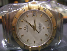 CONSTELLATION MEN'S OMEGA 18K TWO-TONE AUTOMATIC!!