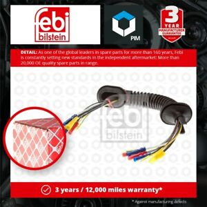 Tailgate Cable Repair Set fits ALFA ROMEO GIULIETTA 2.0D Right 2010 on 940A4.000