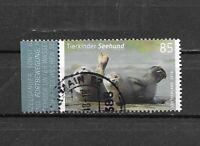 1279 - Bund - Mi-Nr. 3353    Seehund    Randmarke   gestempelt