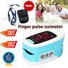 CE*FDA Pouch+Saturimetro Da Dito OLED Pulsossimetro Ossimetro