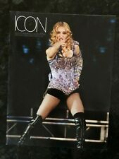 MADONNA ICON MAGAZINE #42 FAN CLUB ONLY 2004 MINT CONDITION