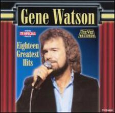Gene Watson - 18 Greatest Hits [New CD]