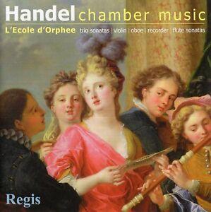 Handel - Chamber Music / L'Ecole d'Orphee