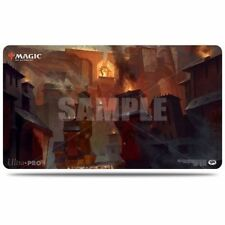 Ultra Pro Magic the Gathering Guilds of Ravnica SCARED FOUNDRY PLAYMAT (BOX )