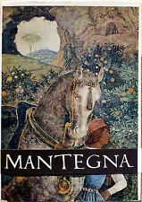 Giovanni Paccagnini, Andrea Mantegna, Ed. Comitato della mostra di Mantova, 1961