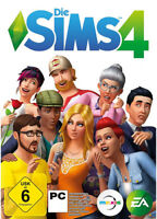 Die SIMS 4 Hauptspiel PC EA CD Key Origin Digital DOWNLOAD CODE EU/DE