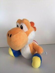 Orange Yoshi Super Mario Bros 20cm
