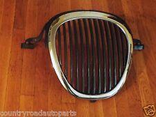 Original 1999-2000-2001-2002 Jaguar S-Type Radiator Grille/