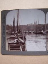 Stereo View Card - Canada   New Brunswick