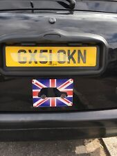 LTI LONDON TAXI FAIRWAY/TX1/2/4 & METRO LICENSE COVER PLATES WITH FITTINGS