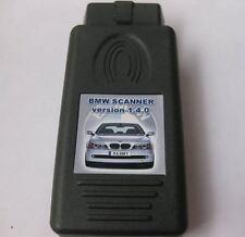 BMW Scanner 1.4.0 - Diagnose Tachojustierung Codieren E46 E38 E39 E83 E53 E85
