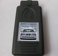 BMW Scanner 1.4.0 Diagnose Tachojustierung Codieren E46 E38 E39 E83 E53 E85 etc