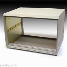 """Schroff Cardpack 19"""" Gehäuse, 19 Zoll Gehäuse, 19"""" Cabinet , neu, new"""