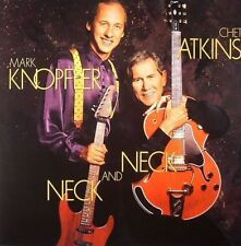 Mark Knopfler Chet Atkins - Neck And Neck 180g vinyl LP NEW/SEALED Dire Straits