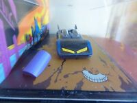 Eaglemoss BATMAN Automobilia Batmobile 311 Villain Animated TV Toy Car Issue 10