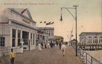 Postcard Boardwalk at Moorlyn Terrace Ocean City NJ