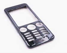 Original Sony Ericsson S302 S302i Front Housing Frontover Grey Thunder Gray
