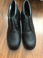 Mens L.H.S Safety Footwear Black Shoes Size 10 New Without Box