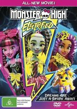 Monster High - Electrified (DVD, 2017)