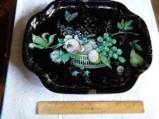 Vintage Metal Tray_Made in Great Britain