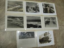 8-WW2 NAVY/Air Corps Photos Guam/Philippines/Caroline Islands-Aerial View-Runway