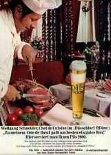 Cervezas 2000-Chef - 1971-publicidad-publicidad-genuine Advert-la publicité-NL-envío