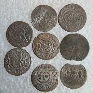Lot 8Münzen Solidus Schillings