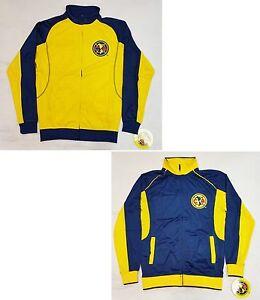 Club America Track Jacket Official Licensed Rhinox