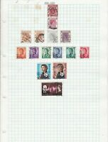 hong kong stamps ref 12056