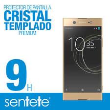 Sentete® Sony Xperia XA1 Ultra Protector de Pantalla de Cristal Templado PREMIUM