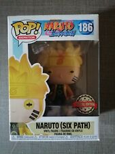 Funko Pop Naruto Six Path  Naruto Shippuden 186 Animation RARE Exclusive