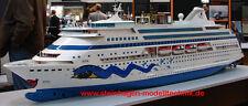 IG Lloyd Modellbauplan Clubschiff AIDA - Bauplan Maßstab 1:100 - TOP-Plan