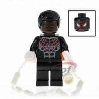 NEW Miles Morales Spider-Man movie custom minifigure USA Fast Shipping