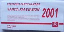 Manuales de reparación y servicios Xantia Citroën