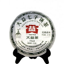 2010 Year 357g Old Pu-erh Tea Sheng Puer Yunnan Raw Puerh Tea Health Green Food