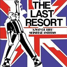 The Last Resort - Way Of Life - Skinhead Anthems [New Vinyl LP]