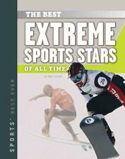 Best Extreme Sports Stars of All Time by Matt Scheff (English) Hardcover Book Fr