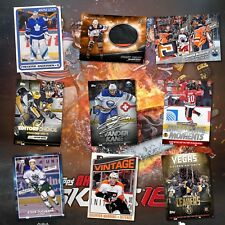 RANDOM INSERT LOT OF 9 CARDS Topps NHL Skate Digital Card