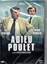 "DVD ""ADIEU POULET"" Lino VENTURA, Patrick DEWAERE  neuf sous blister"