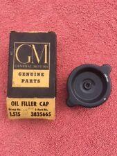 1953-55 / 1965-67 / 1969-74 Chevy Corvette NOS GM Oil Filler Cap V8 350 396 427