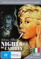 Nights of Cabiria | Foreign Classics Collection (DVD) NEW/SEALED